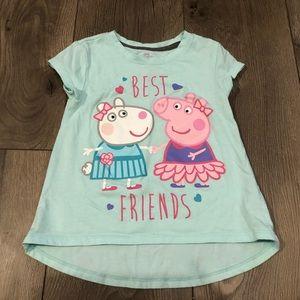 Peppa pig short sleeve